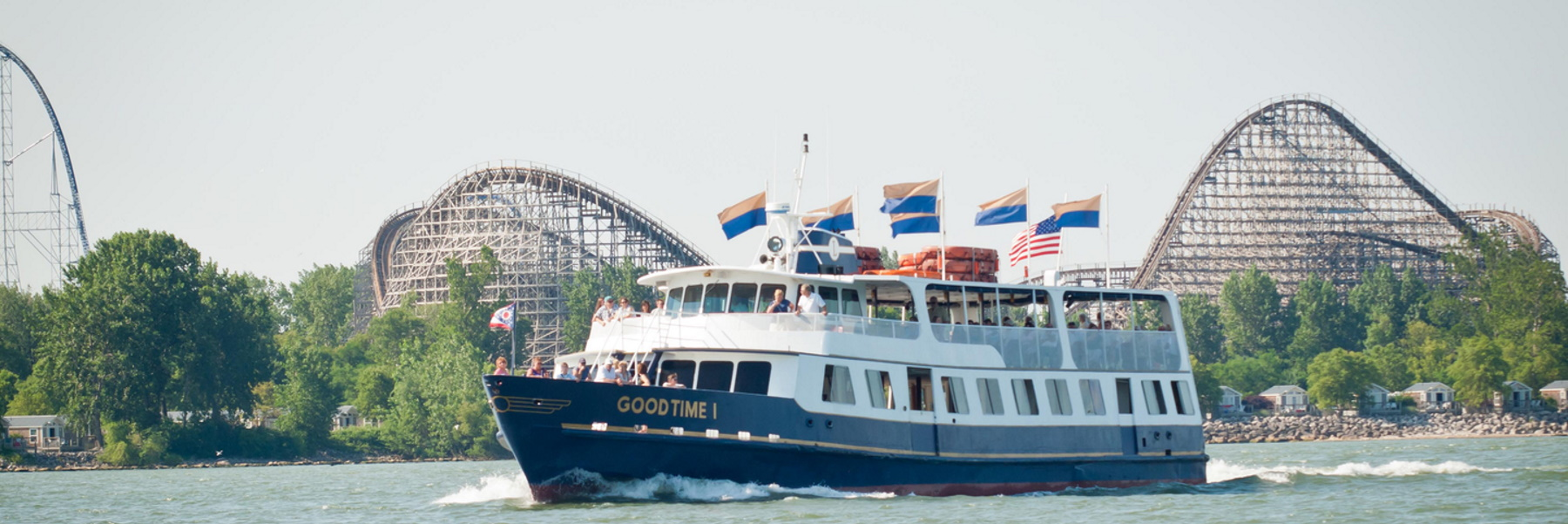 Goodtime Cruise Boat